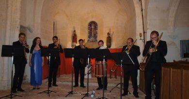 Concert de la St Léger le 2 octobre