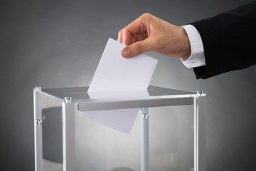 Résultat du 1er tour des élections présidentielles sur la commune