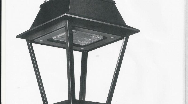 Remplacement des Lanternes dans le Bourg