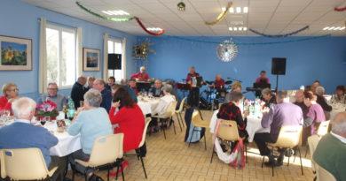 Quelques photos du repas des personnes âgées du 7 décembre.