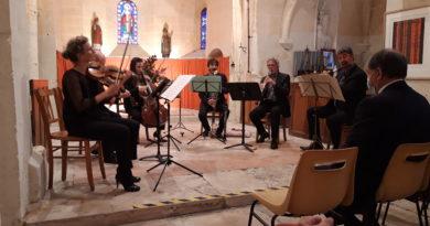 Concert de la Saint Léger du 3 octobre 2021